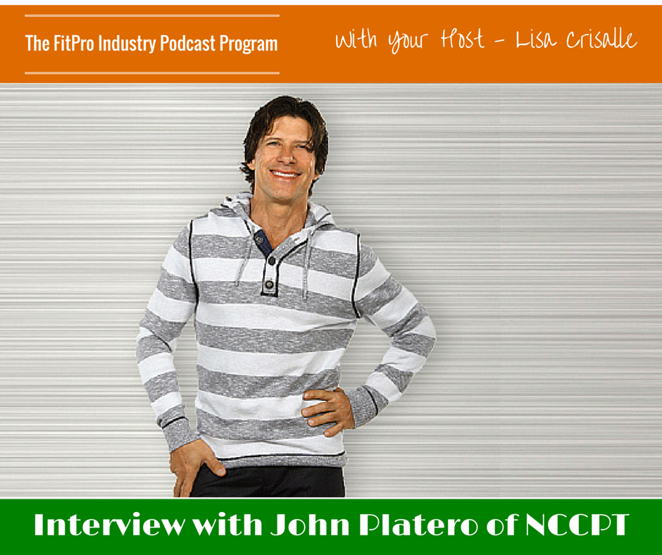 Ep. 03 Interview with John Platero, CEO of NCCPT - Nutrition ...