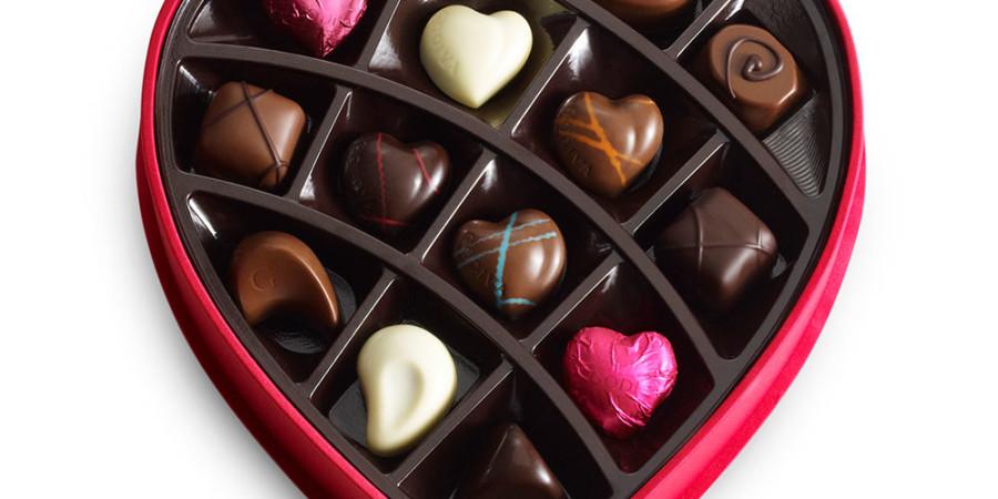 healthy chocolate?