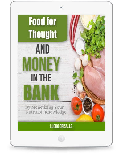 Food for Thought & Money in the Bank ebook