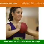 Interview Jessica Bailey fit pro