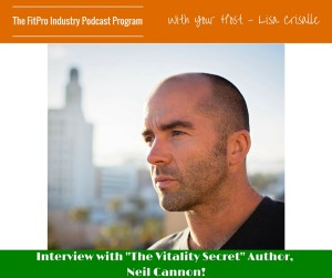 FitPro Industry Interview with Neil Cannon