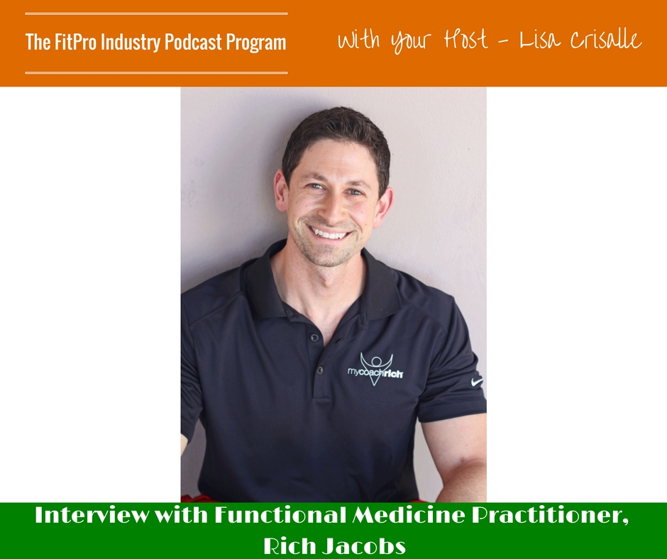 FitPro Industry Podcast Interview with Rich Jacobs